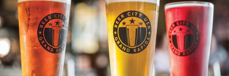 Michigan Brewery Series – GrandRapids