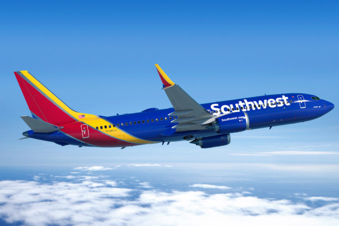 Flying with Southwest Airlines