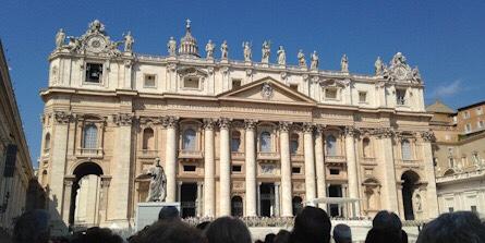 Experiencing The Vatican