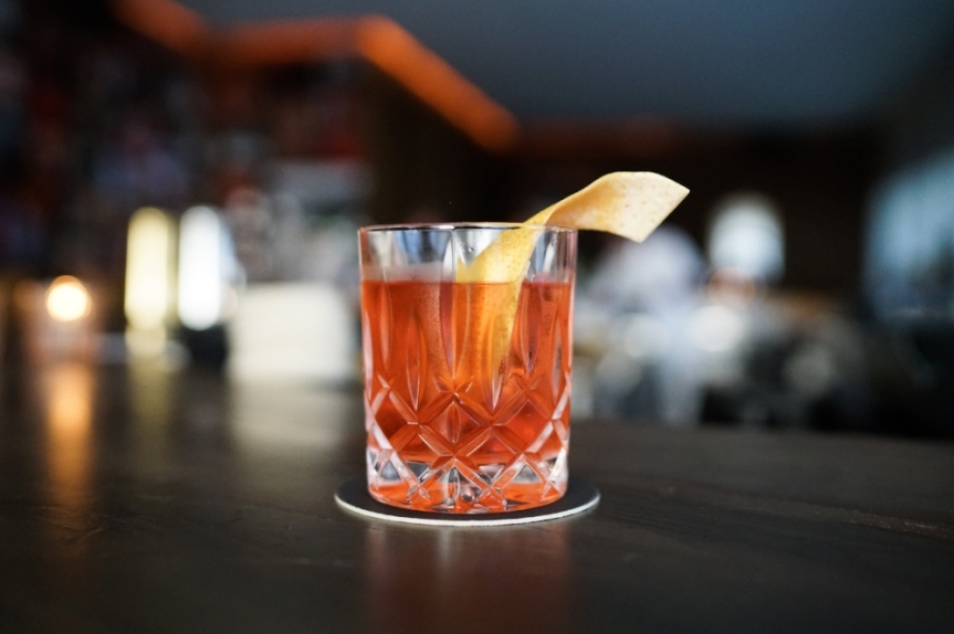 The 100th anniversary of the Negroni