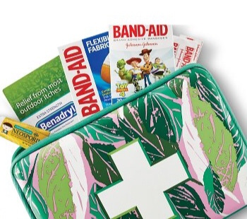 What to Pack in a Travel First Aid Kit