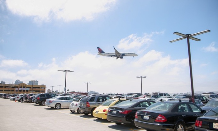 Parking at the Airport