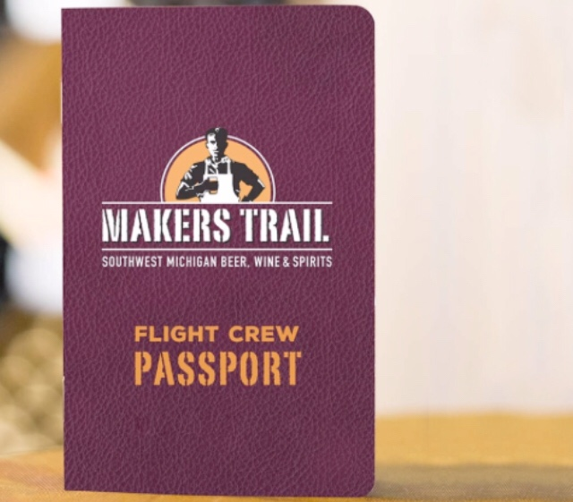 Maker's Trail Flight Crew Passport –2019