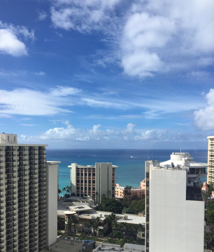 Hotel Review – Hyatt CentricWaikiki