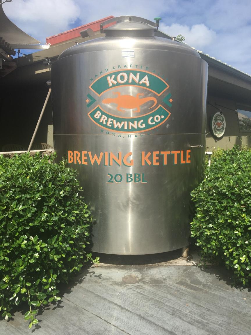 Kona Brewing – Hawaii Kai,Oahu