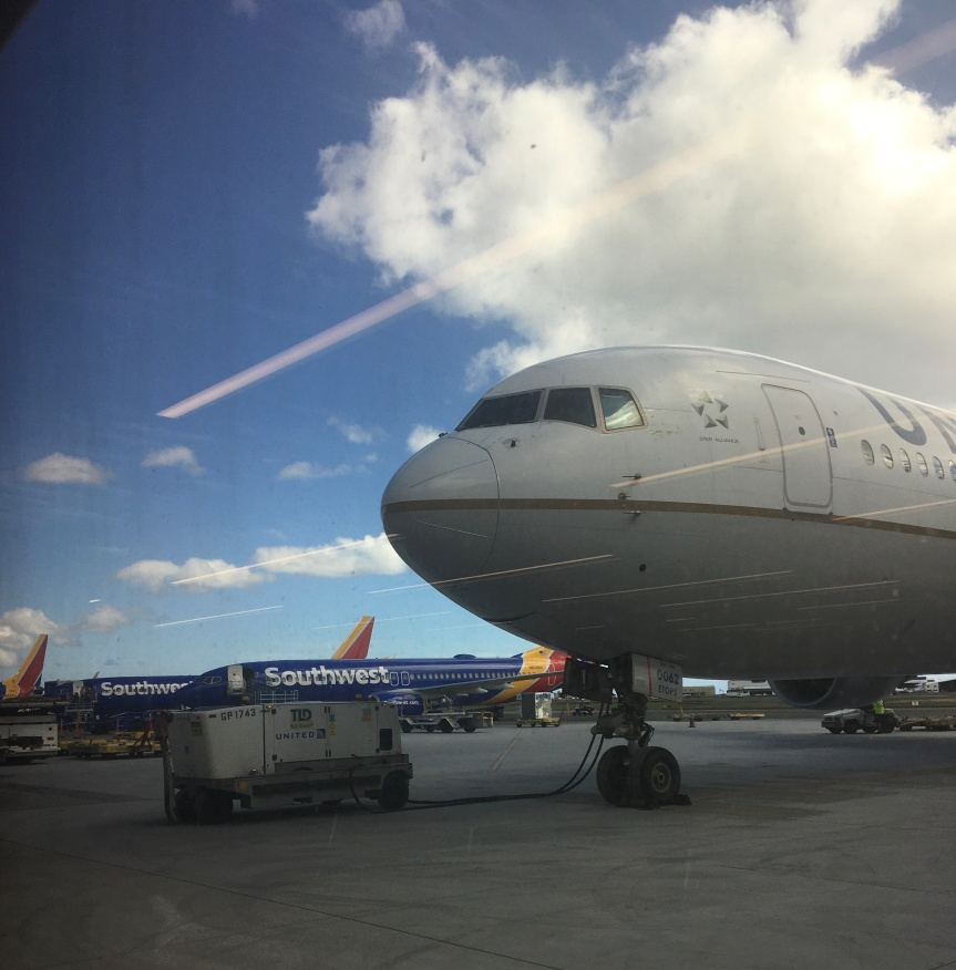 Flying Southwest Airlines to Hawaii