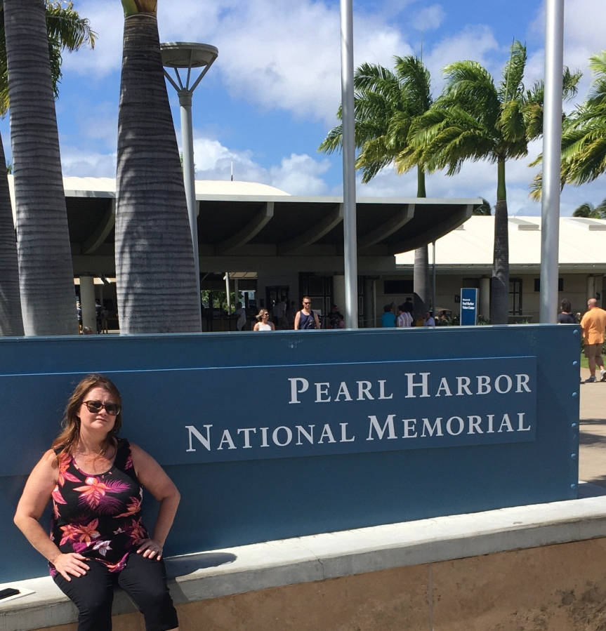 Touring Pearl Harbor