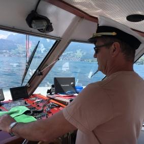Capt Mark-Lake Lucerne Switzerland