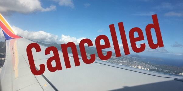 Hotels, Car Rentals & 2 Airlines: My Experience Cancelling our April Trip