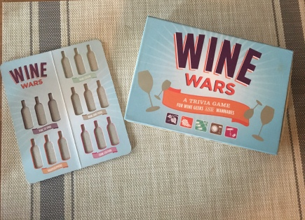 Wine Wars: Wine Trivia
